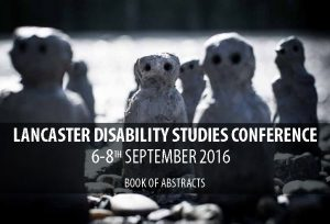 Lancaster disabilities conference