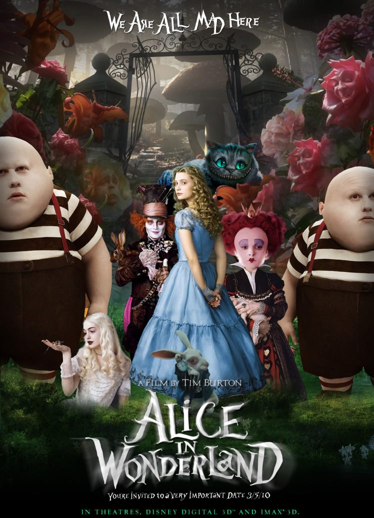 Alice in Wonderland 2010 film