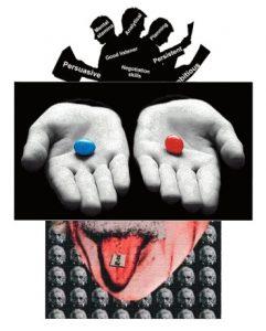Mad world graphic