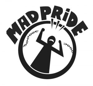Mad Pride Logo