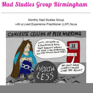 Mad Studies Group