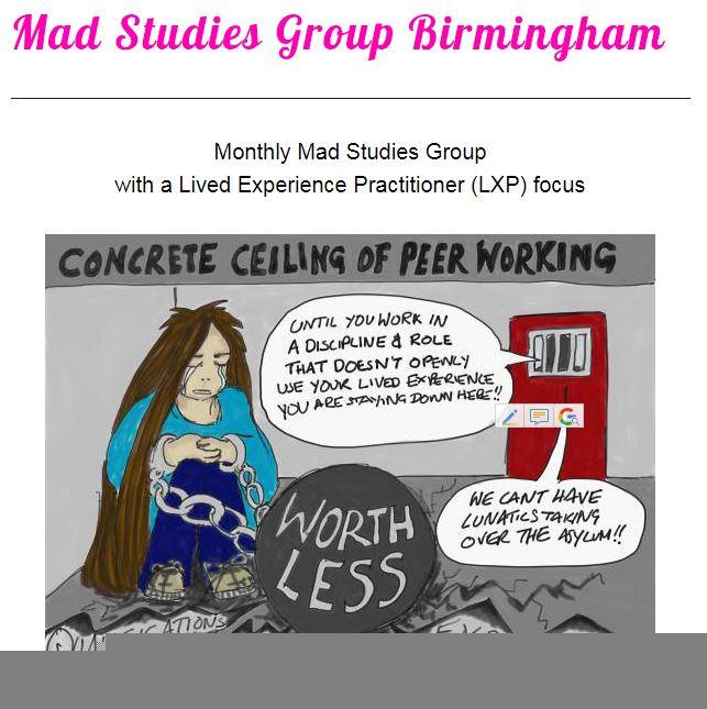 Mad Studies Group